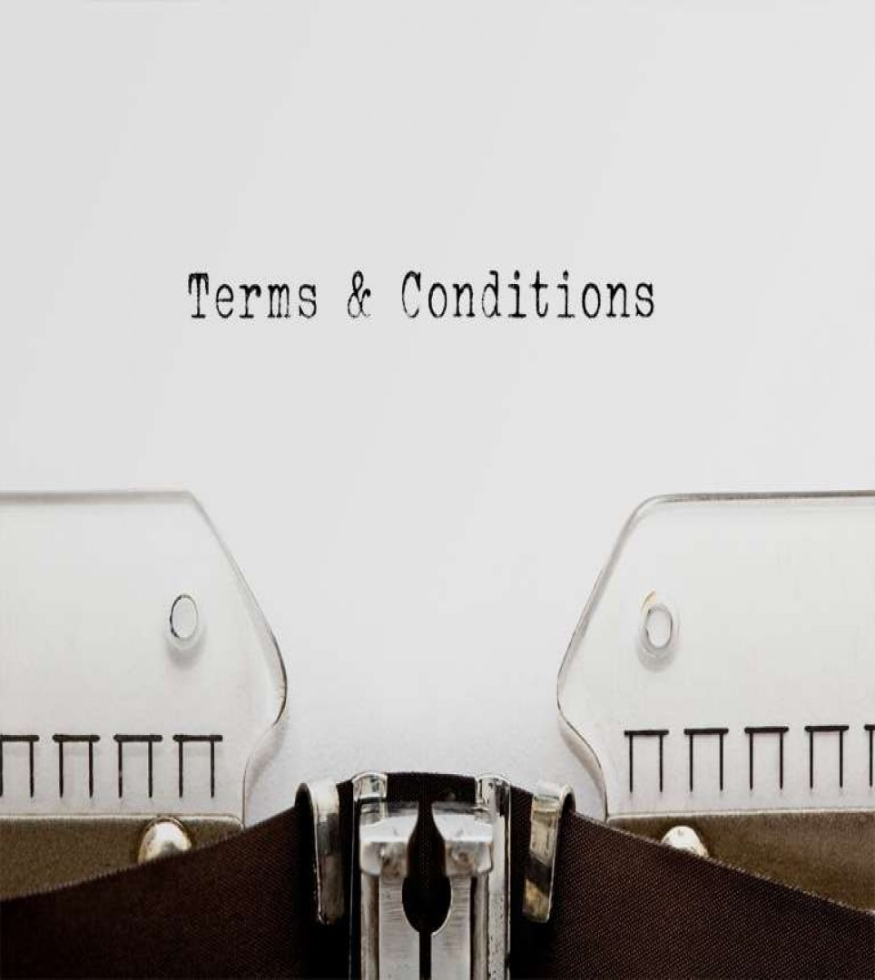 General Terms and Conditions – Babbling Brook Inn