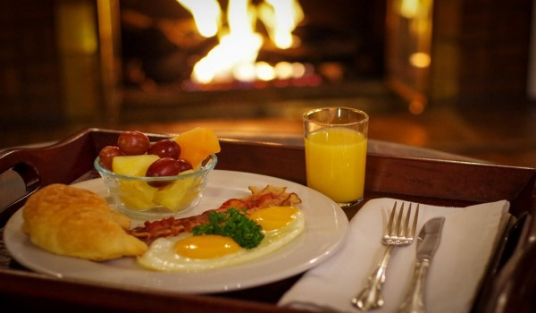 Babbling Brook Inn - Babbling Brook Breakfast